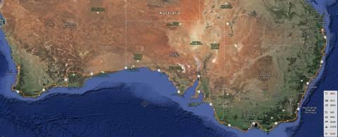 Australia route