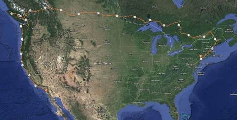 US Can route