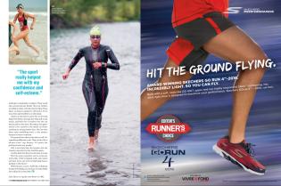 Madi Serpico: Destined to Tri It (Triathlon Magazine Canada)